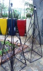 metal plant trellis